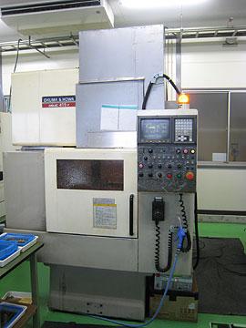 マシニングセンターMILLAC-415V
